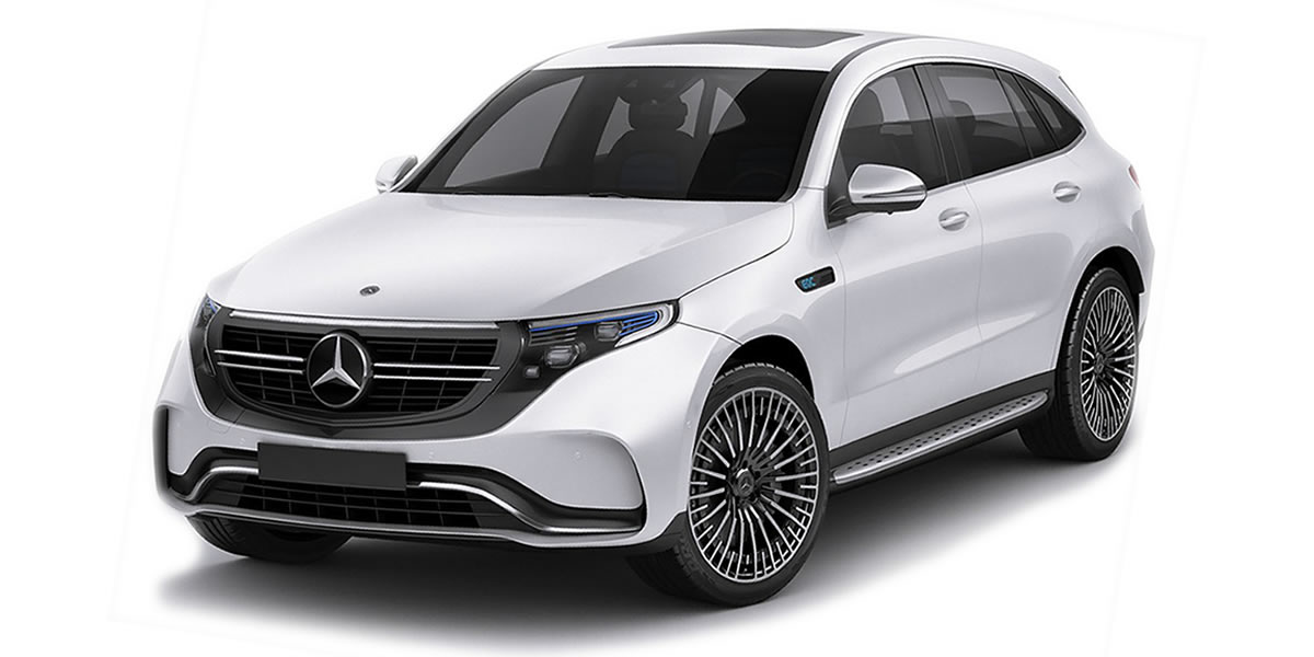 Mercedes-Benz EQC 400 4matic 2020